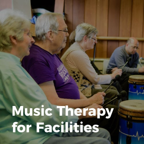 Music Therapy for Facilities