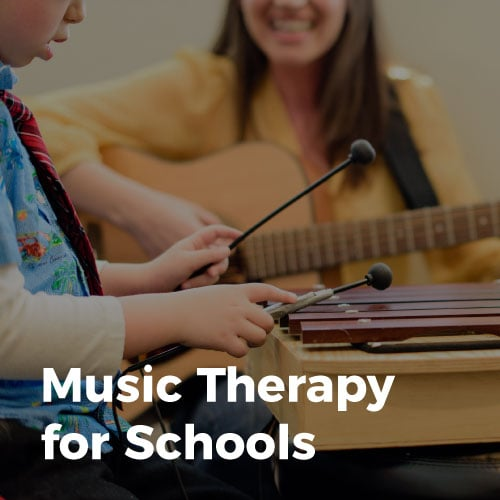 Music Therapy for Schools
